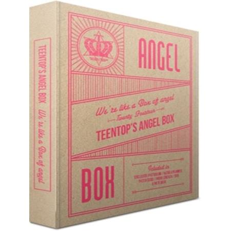 TEENTOP - 2014 ANGEL BOX Koreapopstore.com