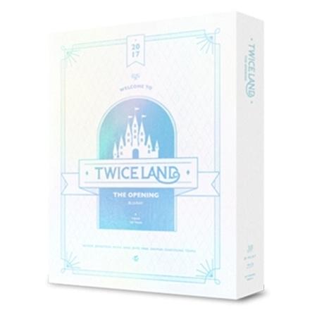 TWICE - TWICELAND : THE OPENING CONCERT BLU-RAY (2 DISC) Koreapopstore.com