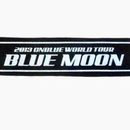 [CNBLUE] 2013 CNBLUE World Tour Concert 'Blue Moon' Goods - Slogan Towel Koreapopstore.com