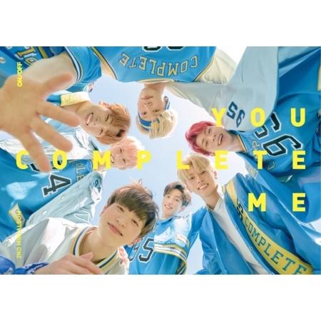 [Re-Press] ONF - YOU COMPLETE ME (2ND MINI ALBUM) Koreapopstore.com