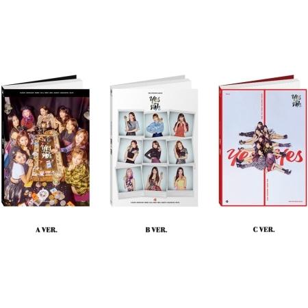 TWICE - YES OR YES (6TH MINI ALBUM) Koreapopstore.com