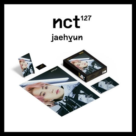 NCT 127 - JAEHYUN VER. PUZZLE PACKAGE [SM ARTIST PUZZLE PACKAGE CHAPTER 2] Koreapopstore.com
